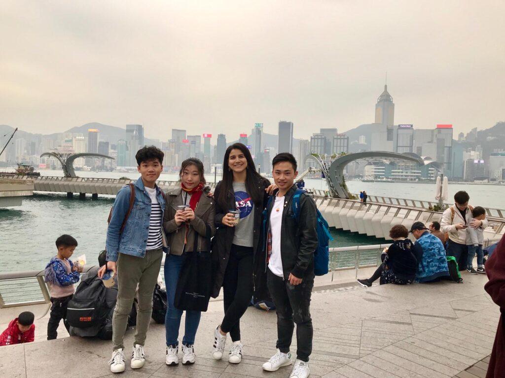 Hong Kong Harbourfront